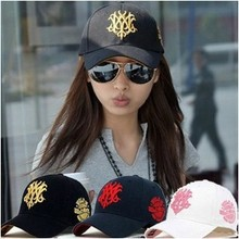 Free shipping baseball cap men &women hat logo embroidery golf sports hats ball caps casual