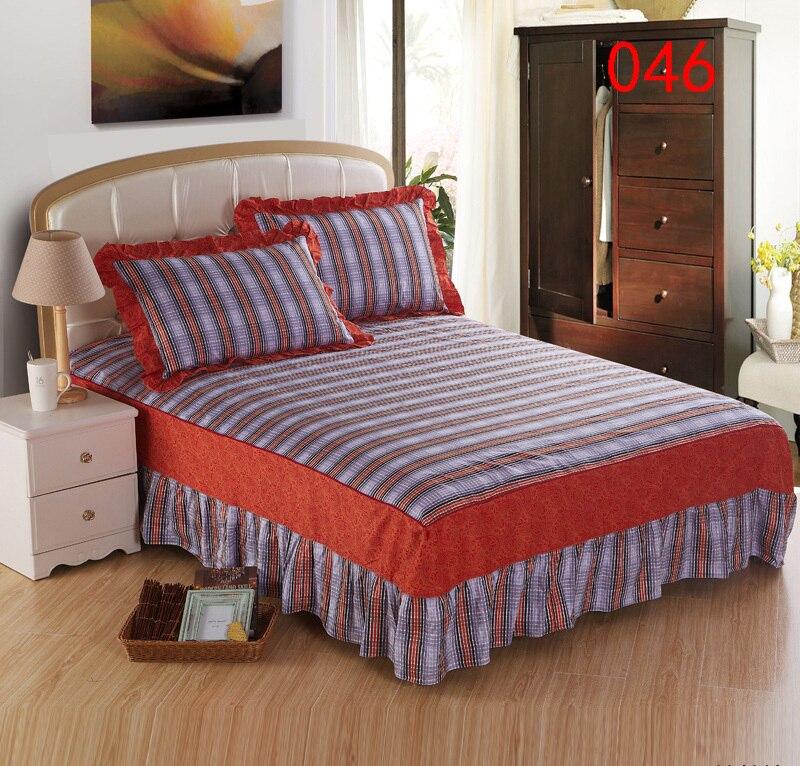 Чехол юбка для кровати