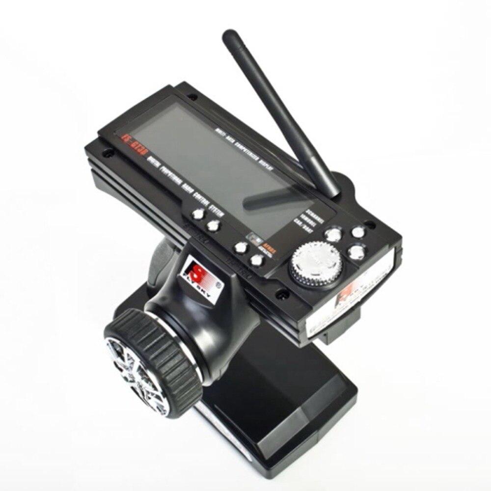 Flysky FS-GT3B 2.4G 3CH Radio modèle télécommande LCD émetteur et récepteur pour bateau de voiture RC - 3