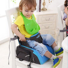 Mambobaby portable baby infant children dinng chair seat mummy bag large capacity 2 in1 multifunctional toddler travel cribs