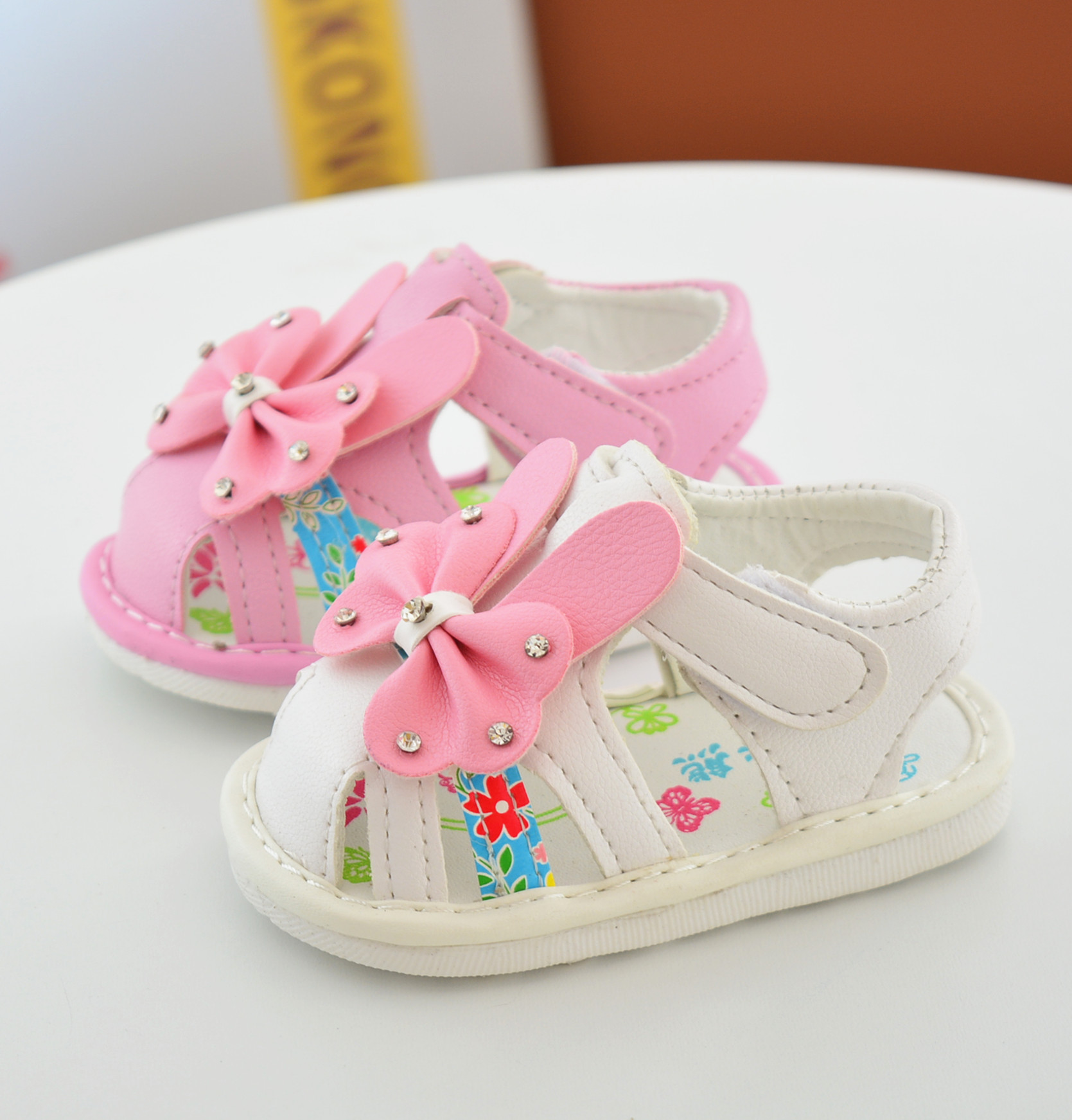 Tenis Jeans Real Baby Boys Sandals 2017 New Girls Casual Shoes