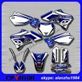 YZ125/250 96 97 98 99 00 01 MOTORCYCLE  3M GRAPHICS BACKGROUND DECALS STICKERS SETS FOR MOTOCROSS SUPER MOTO RACING