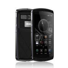 "IMAN Victor Étanche mobile téléphone 5.0 ""HD Android 6.0 MT6755 octa base 4G LTE 13.0MP 64 GB ROM 4 GB RAM Smartphone D'empreintes Digitales"