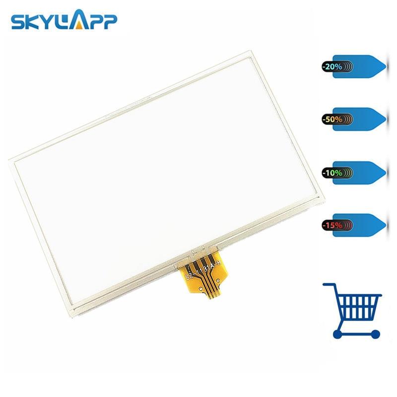 Skylarpu 10 шт./лот новый 4,3-дюймовый сенсорный экран для LTE430WQ-F0C LTE430WQ-FOC GPS дигитайзер панель Замена Бесплатная доставка