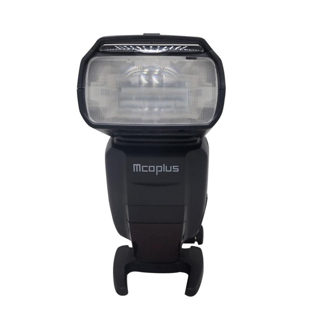 Mcoplus MT-600 I-TTL High Speed Sync 1/8000s Flash Speedlite for Nikon D7100 D7000 D5300 D5200 D3100 D800 D600 D90 inseesi pixel king x receiver rx 2 4g ttl wireless flash trigger high speed 1 8000s for nikon camera d7000 d3100 d5200 d600 d90