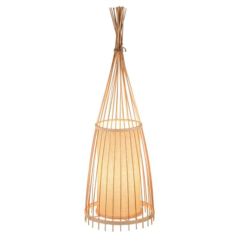Neue Chinesische Bambus Stehlampen Wohnzimmer Lampe Tee Club Japanischen Sdost Dekorative Stehleuchte ZA922641