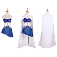 Anime Puella Magi Madoka Magica Cosplay Miki Sayaka Cosplay Costume Halloween Custom Made