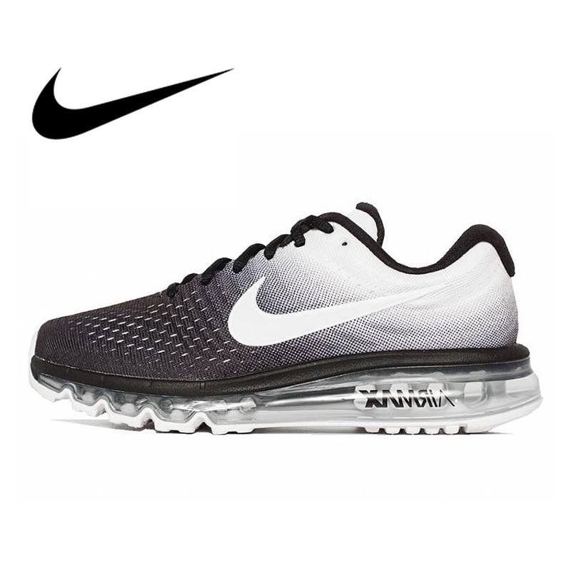 Chaussures de course Nike AIR MAX pour hommes chaussures de course confortables coussin d'air complet chaussures de créateur athlétique Jogging nouveauté