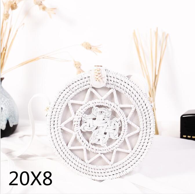 whitebianhua20x8cm