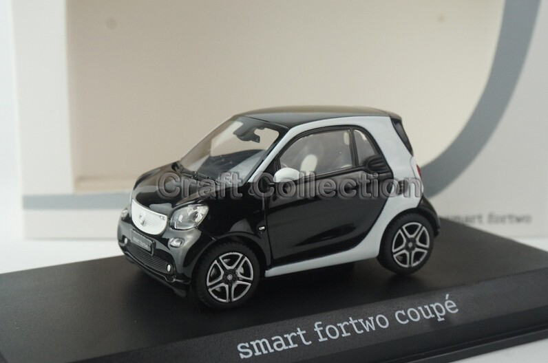 Free Shipping! Schuco 1:43 Car Model SMART Fortwo Coupe 143 Minicar Diecast Model Car Classic Toys Car Replica Hatchback