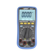 Owon B35T+ Backlight Digital LCD Multimeter AC/DC Voltmeter Ammeter True RMS Diode hFE Resistence Continuity Tester Bluetooth
