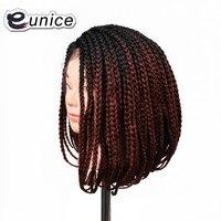 Мода 1 шт. Ombre синтетический парик черный/ошибки/фиолетовый/613 14