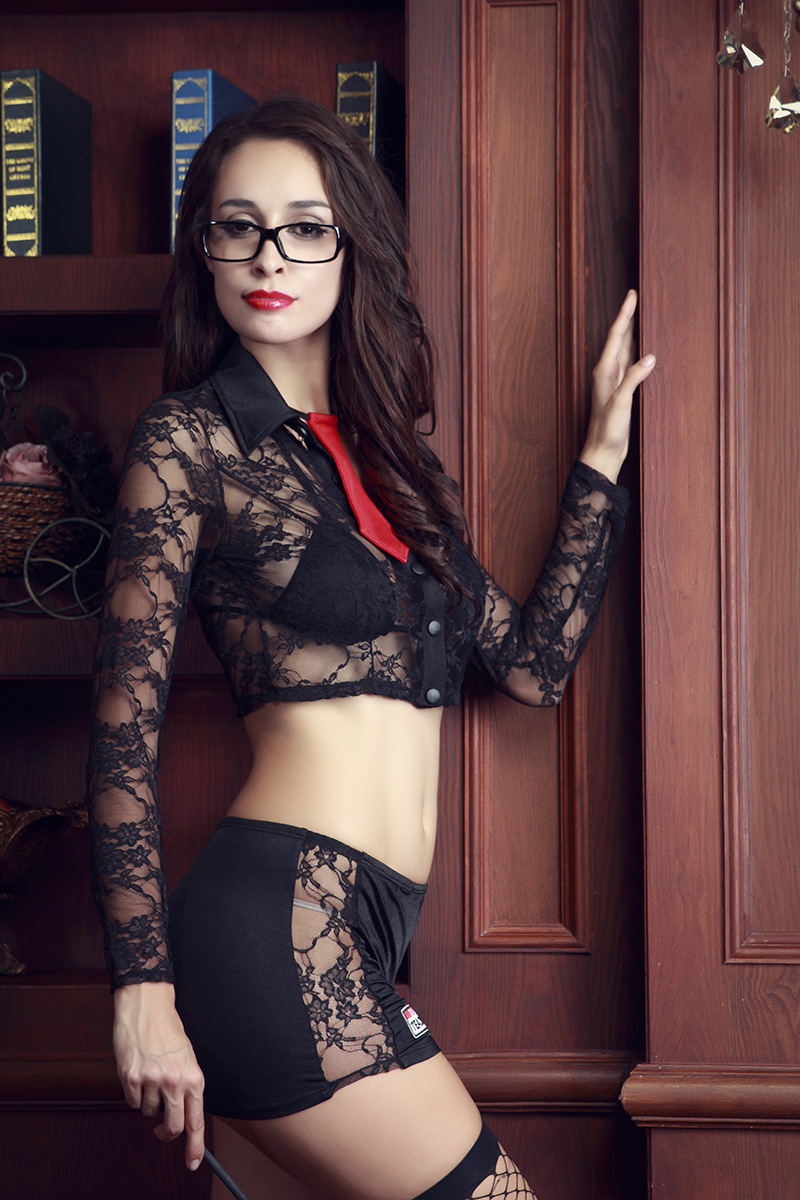 Secretary Lingerie Sex