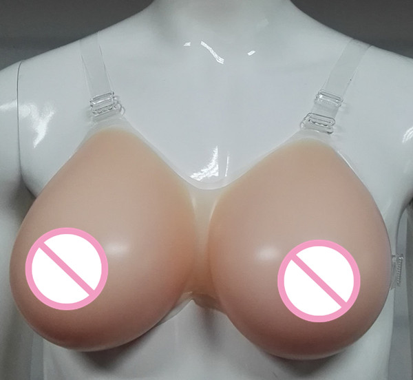 2000g Free Shipping New Design Water Drop Style Cross Dressing Silicone Breast Forms Fake Big Sexy Boobs for Drag Queen or Women
