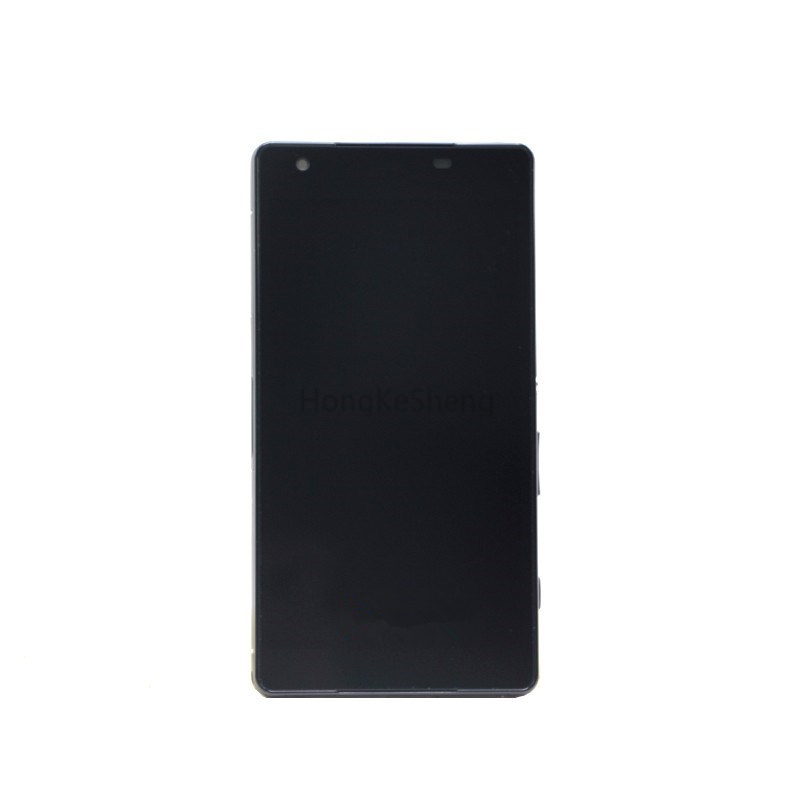 OEM LCD Screen Assembly with Middle Frame Replacement for Sony Xperia Z2a D6563 ZL2 SOL25