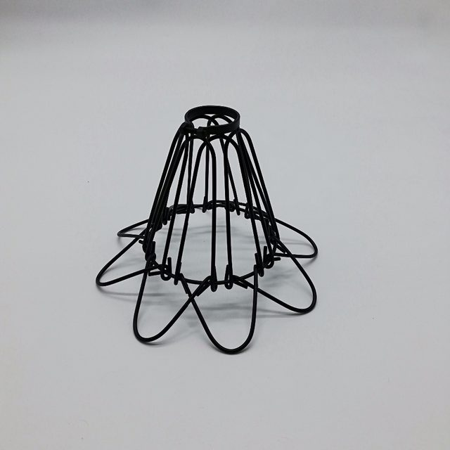 Online shop laingderfu liron vintage wire lamp cage diy industrial laingderfu liron vintage wire lamp cage diy industrial lampshade lamp cage for bedroom dining room black nordic lamp cover keyboard keysfo Images