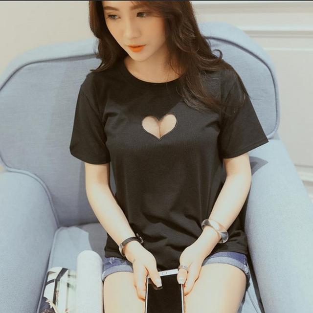 Sexy girls in t shirt