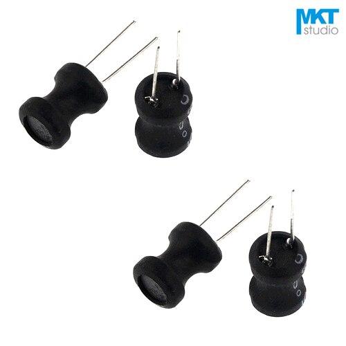 100 шт. 9*12 мм H тип сквозное отверстие обмотки мощность Coilcraft индуктор 2,2/3,3/4,7/6,8/10/22/33/47/68/100/150/220/330/ 470uH|Индукторы|   | АлиЭкспресс