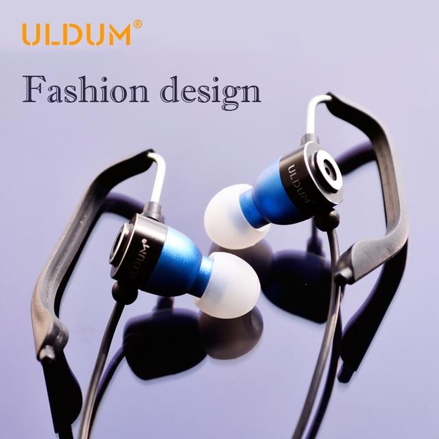 Free shipping 3.5 mm In-ear Earhook sport Earphones Super Bass Earphone stereo running Earbud earpod for iphone Samsung Mp3/4