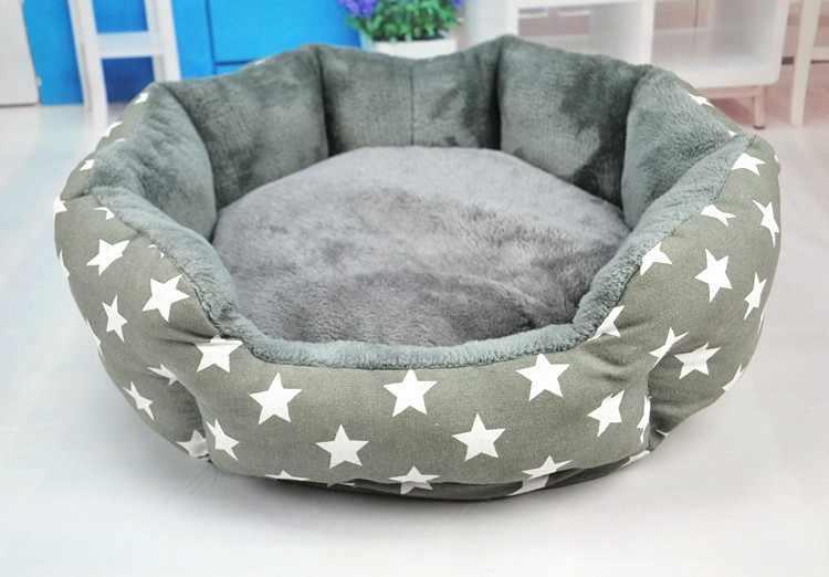 Кровать для собаки, кровать для кошки, мягкая кровать для питомца, подушка для питомца, коврик для собаки, мебель для дома, одеяло для щенка, кровать для питомца, съемная подушка для маленьких и средних собак