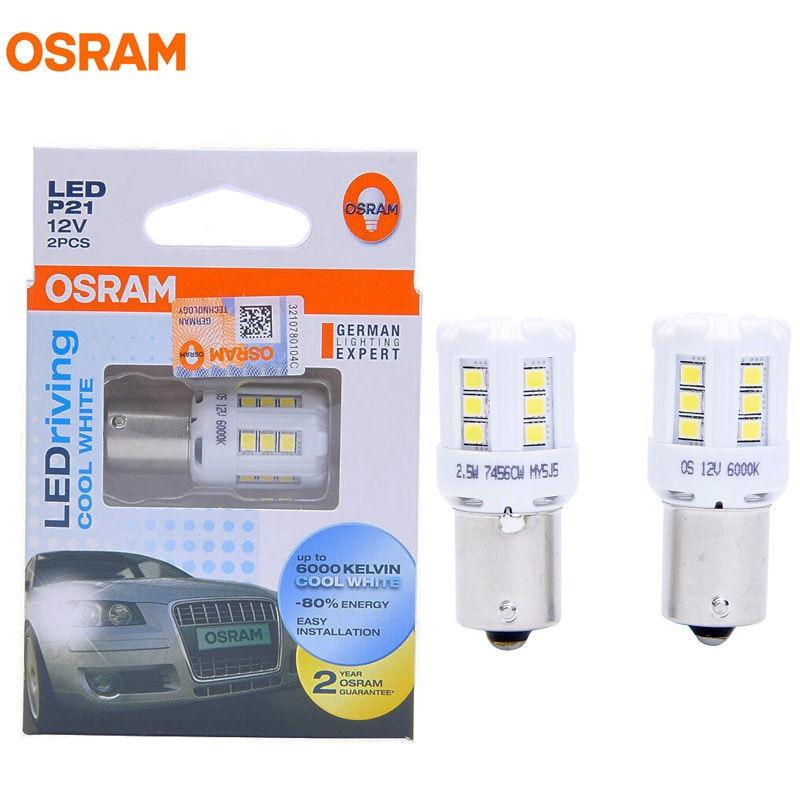 Aliexpress.com : Buy OSRAM LED P21 7456CW P21W 12V 2.5W