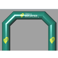 PVC customized inflatable arch tent\/ inflatable Arch for event