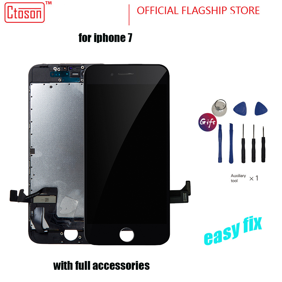 Ctoson LCD Display For iPhone 6 6S Screen Digitizer Iphone 6 Plus