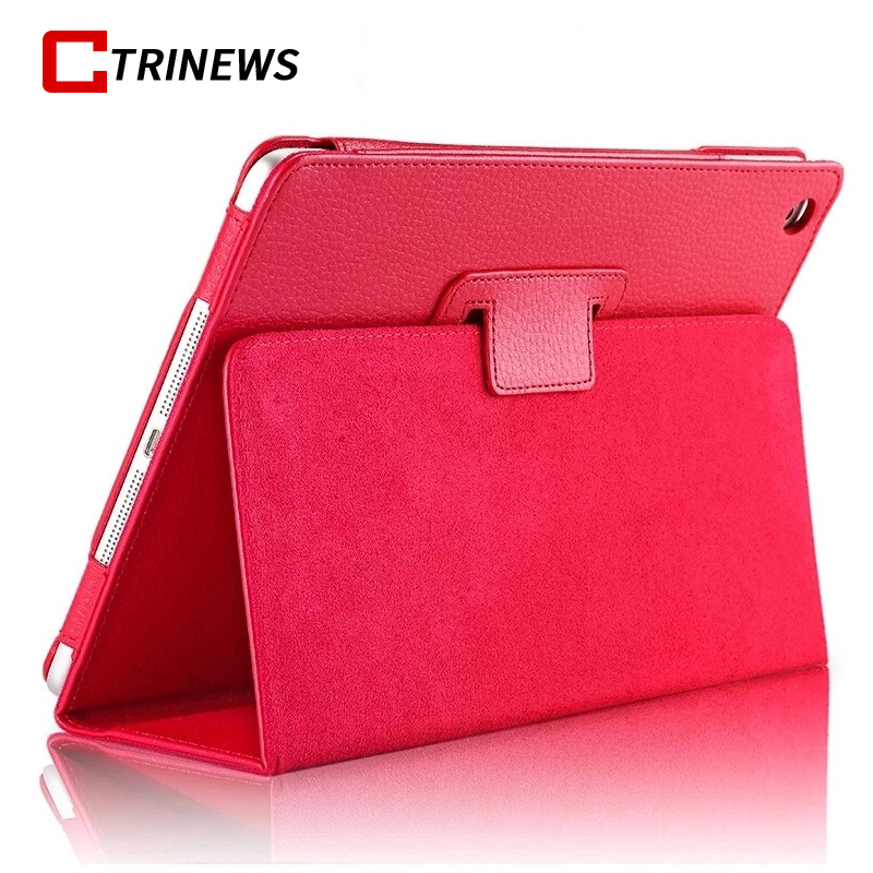 CTRINEWS Flip Case For iPad Air 2 Smart Stand PU Leather Case For iPad Air 2 Tablet Protective Case Wake Up /Sleep Cover Coque ctrinews flip case for ipad air 2 smart stand pu leather case for ipad air 2 tablet protective case wake up sleep cover coque