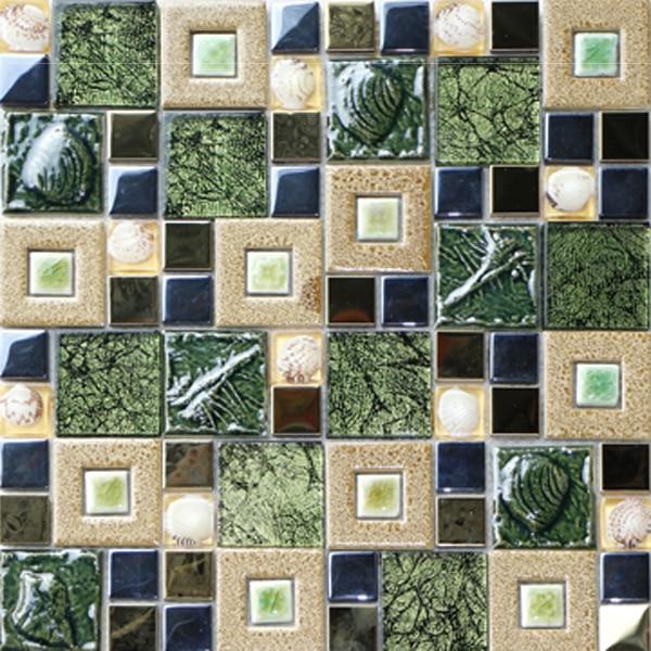 Online Kaufen Großhandel grün mosaik aus China grün ...
