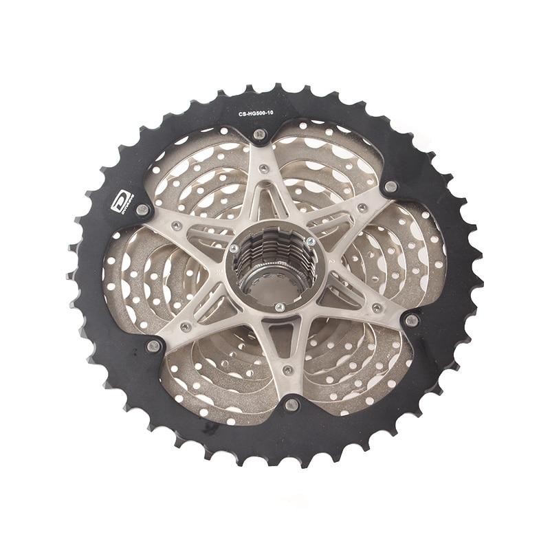Intelligent Sunshine 10 Speed Bicycle Cassette Freewheels Flywheel 11t-42t For Mtb Road Bike Cycling