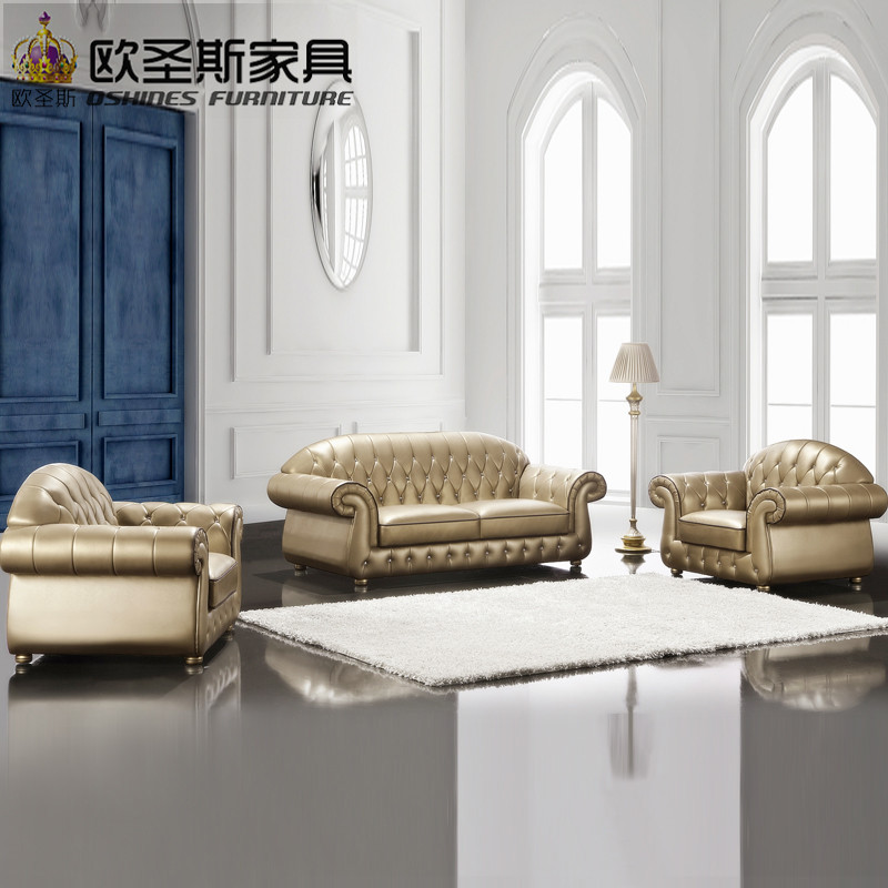 buy from china factory direct wholesale valencia wedding italian cheap leather pictures of sofa chair set designs F23