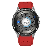 Smart Watch Track Armbanduhr Smartwatch Bluetooth 4,0 WIFI 3G Smartwatch Telefon Armbanduhr Unterstützung Google Stimme GPS Karte KWhh