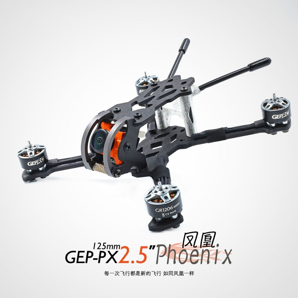 GEPRC GEP-PX2 GEP-PX2.5 GEP-PX3 Carbon Fiber Frame High Quality For RC DIY FPV Racing Drone Freestyle цены