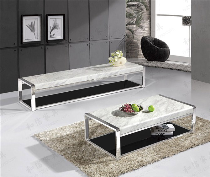Cheap Fashion Corner A Few Small Marble Coffee Table Modern Minimalist Furniture Custom Stainless Steel Sofa Side Telephone Stan In Massage Tables From