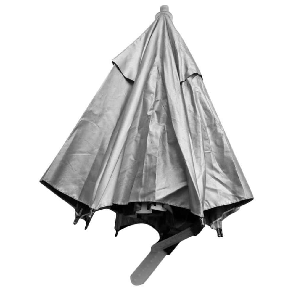 ... Outdoor Sports Single Foldable Sun Umbrella Hat Golf Fishing Hunting  Camping Beach Headwear Cap Portable Head ... 51f289f4fa0