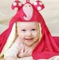 Neue Mode Mit Kapuze Tier modellierung Baby bademantel/Cartoon Baby Handtuch/Charakter kinder bademantel/infant badetücher-in Handtücher aus Mutter und Kind bei