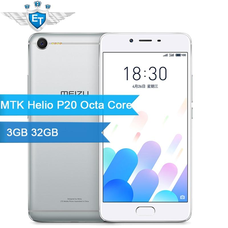 Цена за Оригинальный meizu e2 3 ГБ 32 ГБ mtk смартфон lte helio p20 octa ядро 5.5 дюймов 1920x1080 p отпечатков пальцев 3400 мАч 18 Вт быстрая зарядка