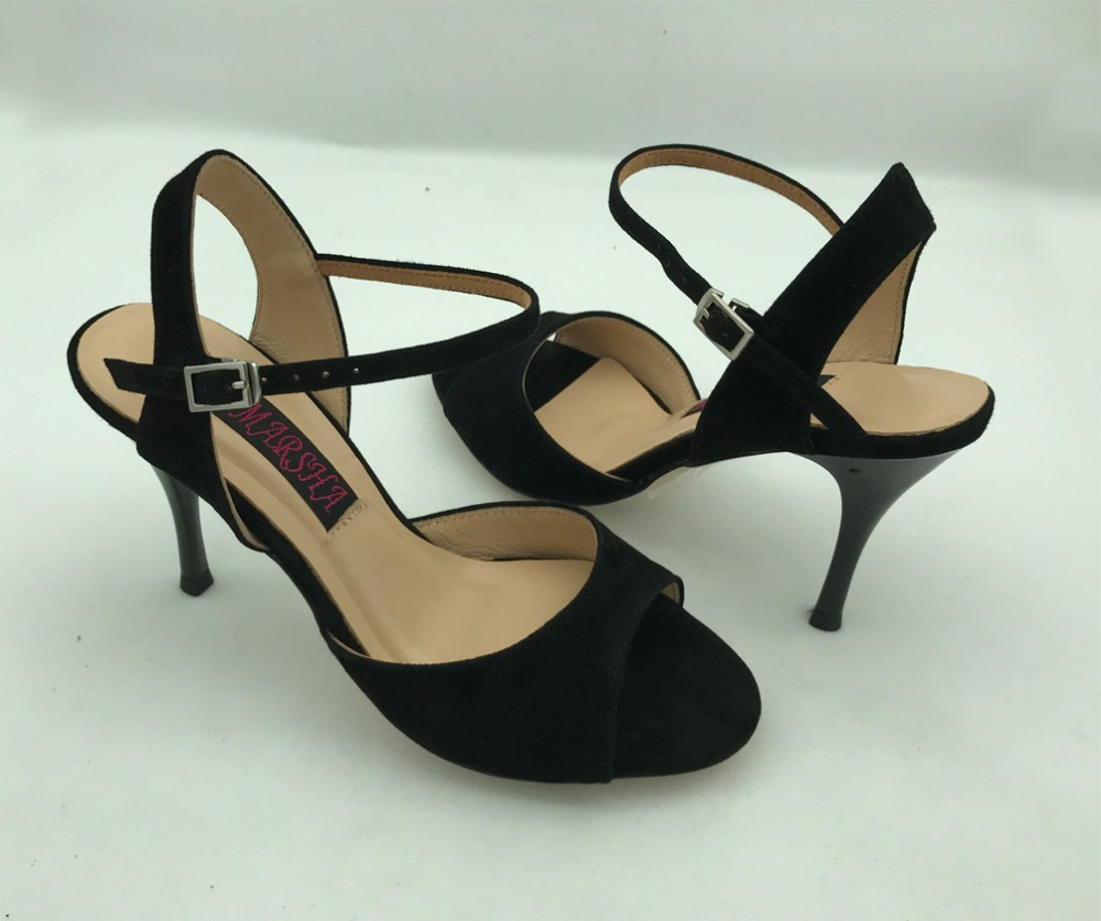 Comfortable and Fashional Argentina Tango Dance Shoes wedding party shoes for women T6290BS