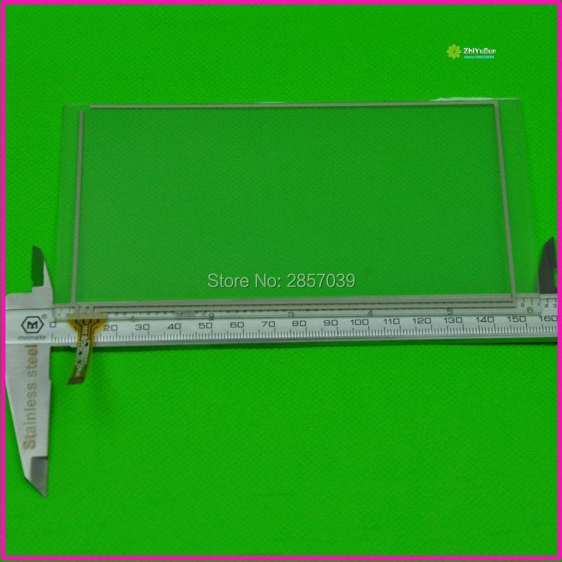 Avtomobil DVD sensor ekran paneli üçün 154 * 88mm TouchSensor - Planşet aksesuarları - Fotoqrafiya 5