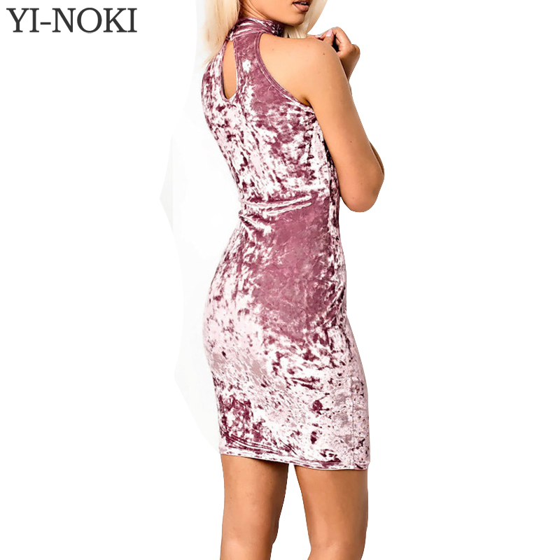 Женское платье-свитер Yi/noki Bodycon