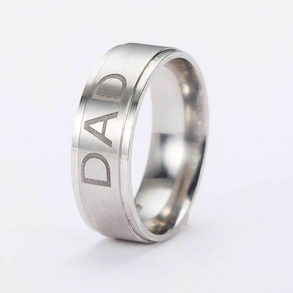 HTB1Hw5pOVXXXXbpaXXXq6xXFXXXR - Real Dad Titanium Steel Ring