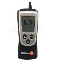 NEW Testo 511 Absolute Aire Pressure&Altitude Pocket Meter Tester 300 1200hPa Pressure Gauges