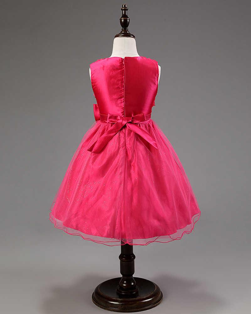 ANGELSBRIDEP הקודש שמלות ילדה פרח לחתונה פרח בציר ערב שמלות ילדים ילדה קטנה תחרות שמלה לנשף