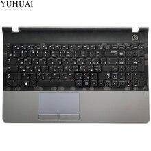 Новинка для samsung NP300E5A NP305E5C NP300e5x NP305E5A 300E5A 300E5C 300E5Z русская RU Клавиатура для ноутбука с Чехол Palmrest Touchpad