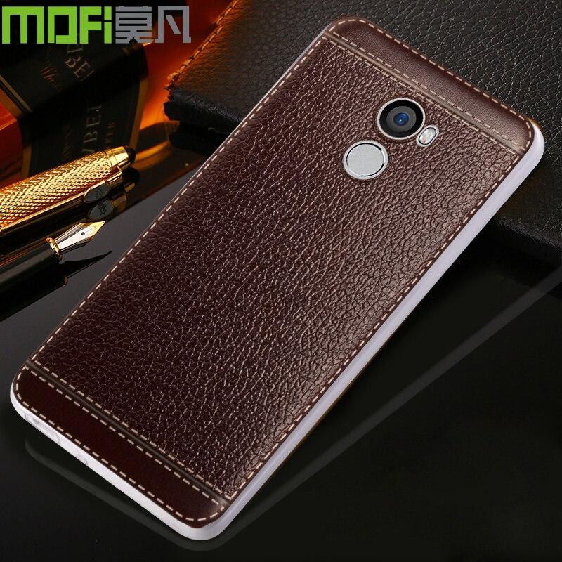 Redmi Pro case silicon cover MOFi Xiaomi Redmi Pro Prime case soft