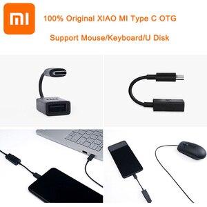 Image 4 - Original XIAOMI USB Loại C OTG Cáp Dữ Liệu Hỗ Trợ Chuột Bàn Phím U Đĩa Cho Mi9 F1 A1 A2 8 SE 6 6X5 MAX 2 3 MIX 2 2 S LƯU Ý 2 3 5