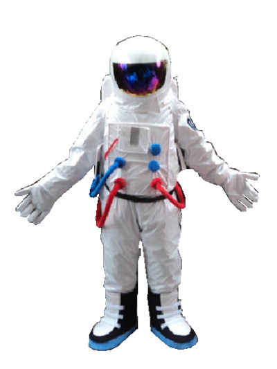 hot sale new High Quality Space suit mascot costume Astronaut mascot costume with Backpack