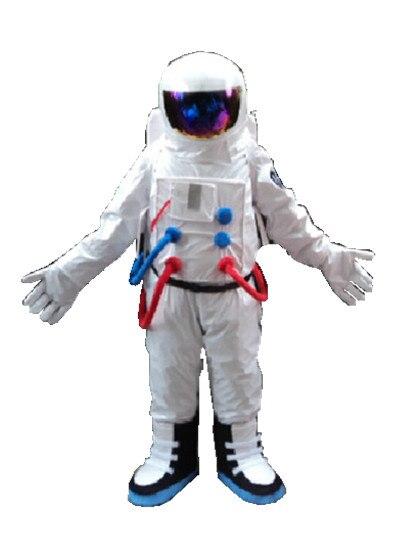 Vendita calda nuovo tuta Spaziale di Alta Qualità costume della mascotte Astronaut costume della mascotte con Zaino
