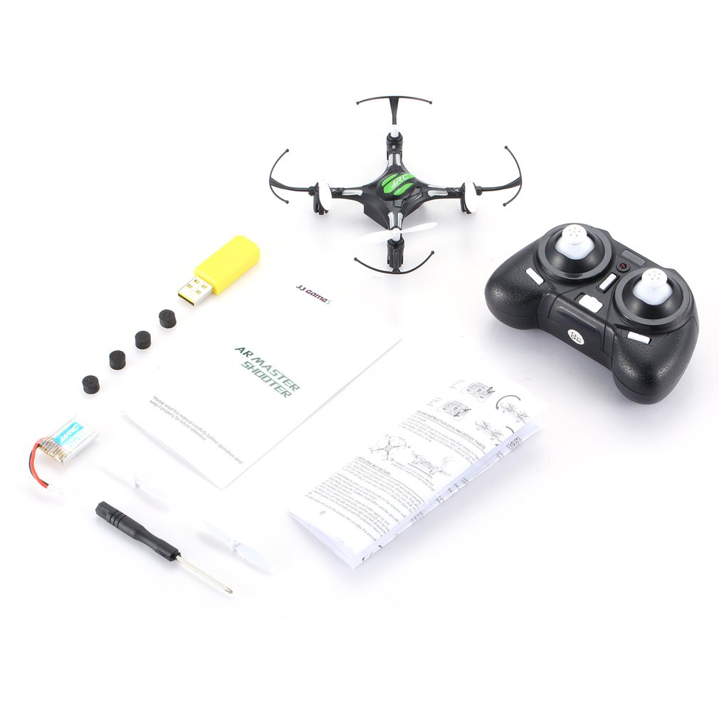 Hot JJR/C H8 Mini 2.4G 4CH 6-axis Gyro Headless Mode Drone with 360 Degree Rollover Function RC Quadcopter RTF RC Helicopter Toy