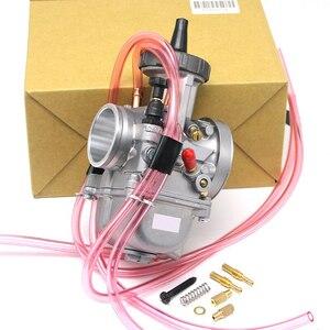 Image 4 - ZSDTRP Universal 21 24 26 28 30 32 33 34 35 36 38 40 42mm PWK carburatore carburatore moto per Keihin Koso ATV Power Jet